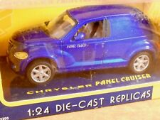 MOTOR MAX CHRYSLER PANEL CRUISER - 1:24TH SCALE  DIE-CAST
