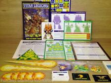 Epic Titan Legions - Cards, Counters, Templates & Charts Bundle