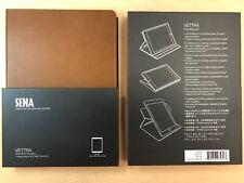 Sena Apple iPad Air (1st Gen) Hancrafted Genuine Brown Leather Folio Case