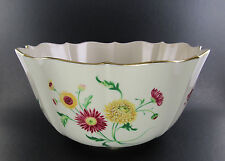 Lenox 1989 Fine Ivory China The Chrysanthemum Bowl Made In Usa (A34)