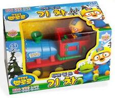 Pororo Push & Go Train /Korea animation Character/Car Toy Doll pull back/Diecast