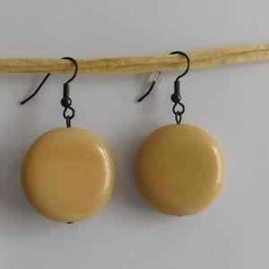 Ohrringe aus Glasperlen | Ohrhänger mit Haken | Modeschmuck |Bijouterie |Schmuck