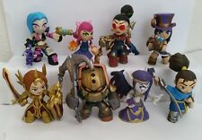 Funko League of Legends Mystery Mini Common Set of 8 Figures