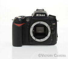 Nikon D90 12.3mp Digital Camera Body 42,000 shots (228-16)