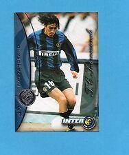 INTER CARDS 2000- numero 47- IVAN ZAMORANO -NEW