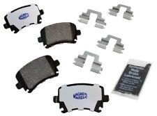 Disc Brake Pad Set-Ceramic Disc Brake Pad Rear Magneti Marelli 1AMV41108X