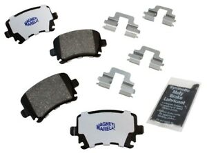 Disc Brake Pad Set-Base Rear Magneti Marelli 1AMV41108X