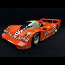 Porsche 962 C Ganador 1000 km Spa 1986 nº 17 Jagermeister 1/18 Minichamps 1558