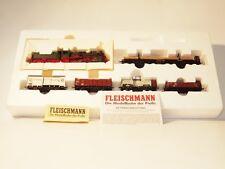 Fleischmann 4891 H0 Preußischer Güterzug KPEV, Limitierte Sonderserie  Ep.I, MDM