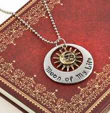 HOT Cool Game of Thrones Moon of My Life My Sun and Stars Khal Khaleesi Necklace