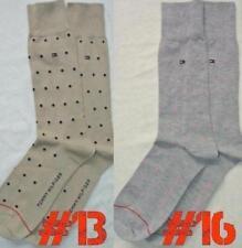 Calcetines de hombre grises Tommy Hilfiger