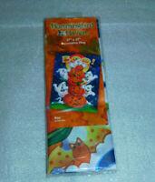 Hummingbird Haven Decorative Flag Halloween 27x37 Ghost Pumpkin Jack o'Lantern
