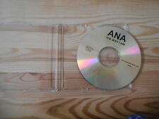 CD Pop Ana - The Way I Am (1 Song) Promo EPIC - cd only -
