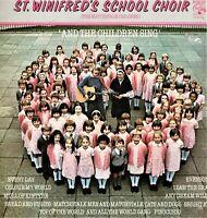 "ST WINIFRED'S SCHOOL CHOIR The Children Sing Collectable 12"" Vinyl LP Album MA"