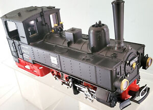 """LGB 21701 G Scale 0-6-2 Steam Locomorive """"DR 997142"""" Made in W.Germany 1988"""