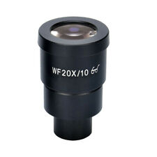 Pair Widefield Wide Angle Eyepiece WF20X/10 for Stereo Microscope 30mm