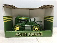 1/16 John Deere Lindeman Crawler Tractor DieCast New in Box by SpecCast