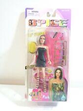 More details for spice girls doll figure posh spice victoria beckham black dress sandals 1998 new