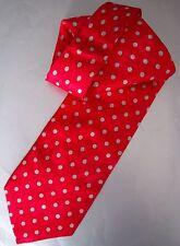 KENZO PARIS Cravatta Tie Original 100% Seta Silk Made In Italy New