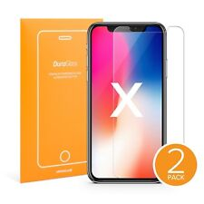 UPPERCASE Duraglass Real Tempered Glass Screen Protector For Apple iPhone X 10