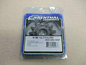 Renthal KTM Ultralite Front Sprocket 520 13T 292U-520-13GP