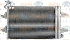HELLA Kondensator, Klimaanlage BEHR HELLA 8FC 351 301-534 für SEAT - SKODA - VW