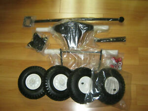 Radio Flyer Parts (Model 32) Everything except steel pan and wood sides (NEW)