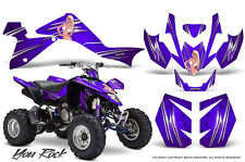 SUZUKI LTZ 400 09-15 GRAPHICS KIT CREATORX DECALS YOU ROCK PR