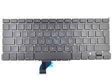 "NEW UK Keyboard for Apple Macbook Pro A1502 13"" 2013 2014 2015 Retina"