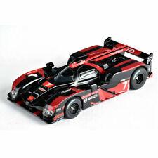 AFX Audi R18 #7 Black Mega G+ HO Slot Car - AFX22007