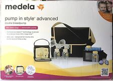 MEDELA Pump In Style Advanced - The Metro Bag - Double Breast Pump... NEW!
