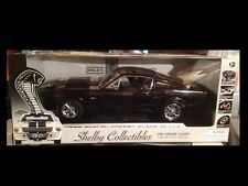 1967 Mustang Shelby GT500 SUPERSNAKE Black 1:18 Shelby Collectibles 11842