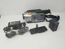 New ListingMinTy Sony Handycam Ccd-Trv68 8mm Video8 Hi8 Camcorder Camera Video Transfer