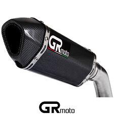 Exhaust for TRIUMPH TIGER 800 XC XR 2010 - 2018 GRmoto Muffler Carbon