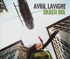 AVRIL LAVIGNE. SK8ER BOI. CD MAXI SINGLE. VG.  UK DISPATCH