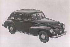 Opel Kapitan 1950 later issue (Maybe 1962) Press Photo