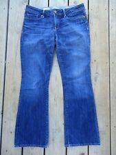 GAP SEXY BOOT Women's sz 29 / 8a Jeans Dark Wash 33x30