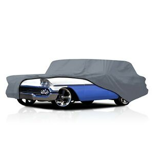 4 Layer Waterproof Semi Custom Full Car Cover for Chevy Nomad Wagon 1955-1957
