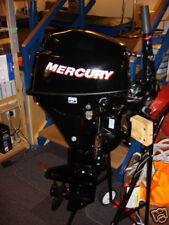 EX Demo 2016 Mercury 9.9 MH HP 4 Four Stroke OUTBOARD Engine Motor Short Shaft