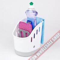 100% Genuine! D.LINE Sink Tidy Organiser White! RRP $24.95!