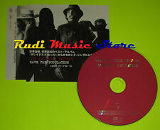 CD Singolo RED HOT CHILI PEPPERS Save the population PROMO japan WB (S6) mc dvd