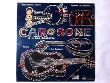 """RENATO CAROSONE Buon Natale amore + 3 7"""" EP"""