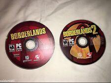 Borderlands Borderlands 2 PC rom Games Only