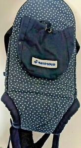 MAXI-COSI: Baby carrier, sling-wrap, backpack, front-back chest straps, blue