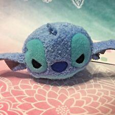 "Disney Store Tsum Tsum Stack Mini Plush 3.5"" Angry Stitch *US SELLER*"