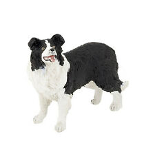 Papo 54008 Border Collie Working Dog Toy Model Canine Animal Figurine - NIP