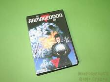 The Armageddon Man Sinclair ZX Spectrum 48K Game - Martech *With Stickers & Map*