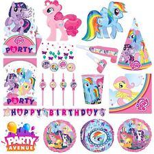 My Little Pony Party Decorations Ebay