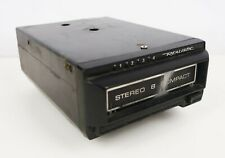 Vintage Realistic Automotive Car Stereo 8-Track Player Model 12-1827