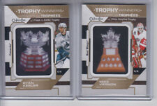 18/19 OPC Detroit Red Wings Mike Vernon Trophy Winners Patch card #P-48 SP
